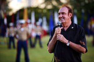 jim nabors  honorary marine