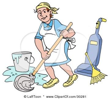 laundry vacuum maid